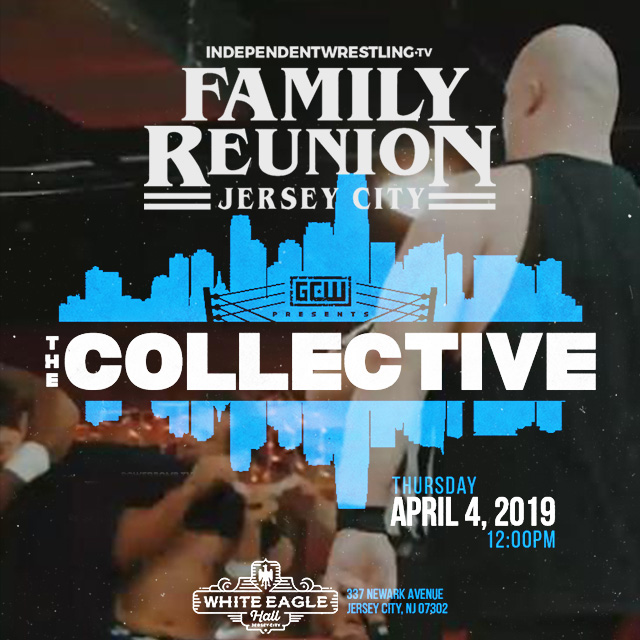 INDEPENDENTWRESTLING.TV FAMILY REUNION