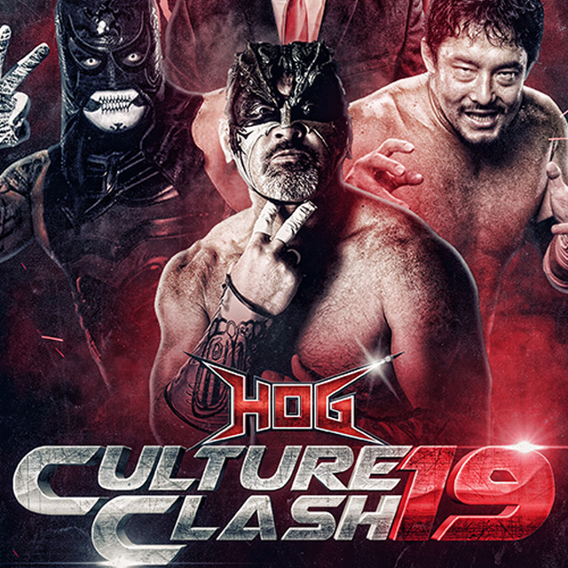 HOUSE OF GLORY CULTURE CLASH 19