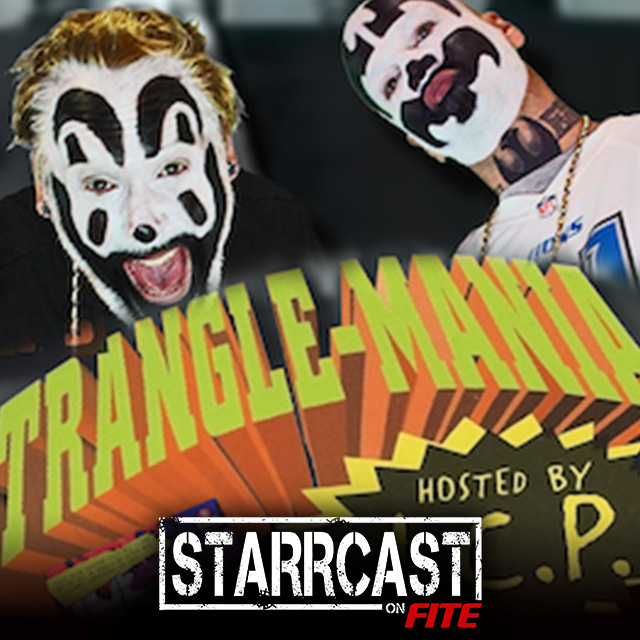 Stranglemania with the Insane Clown Posse