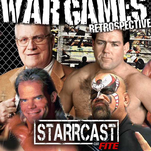 War Games Retrospective w/ JJ Dillon, Tully Blanchard, Lex Luger & Road Warrior Animal