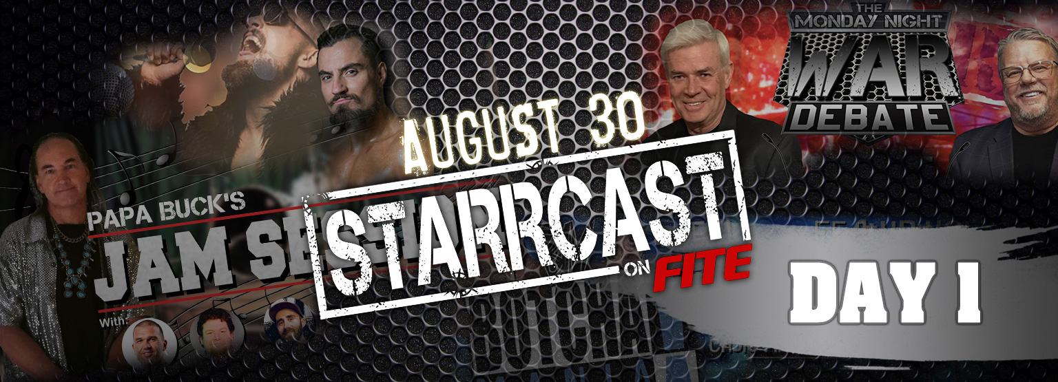 STARRCAST Day 1 Pass