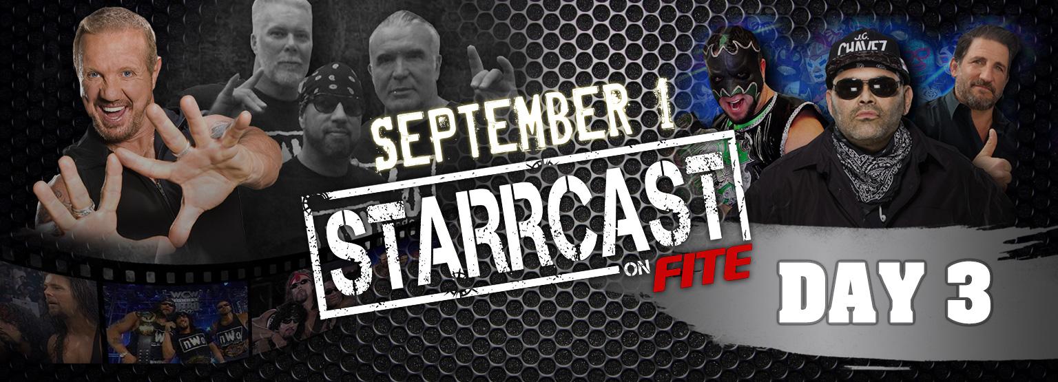 STARRCAST Day 3 Pass