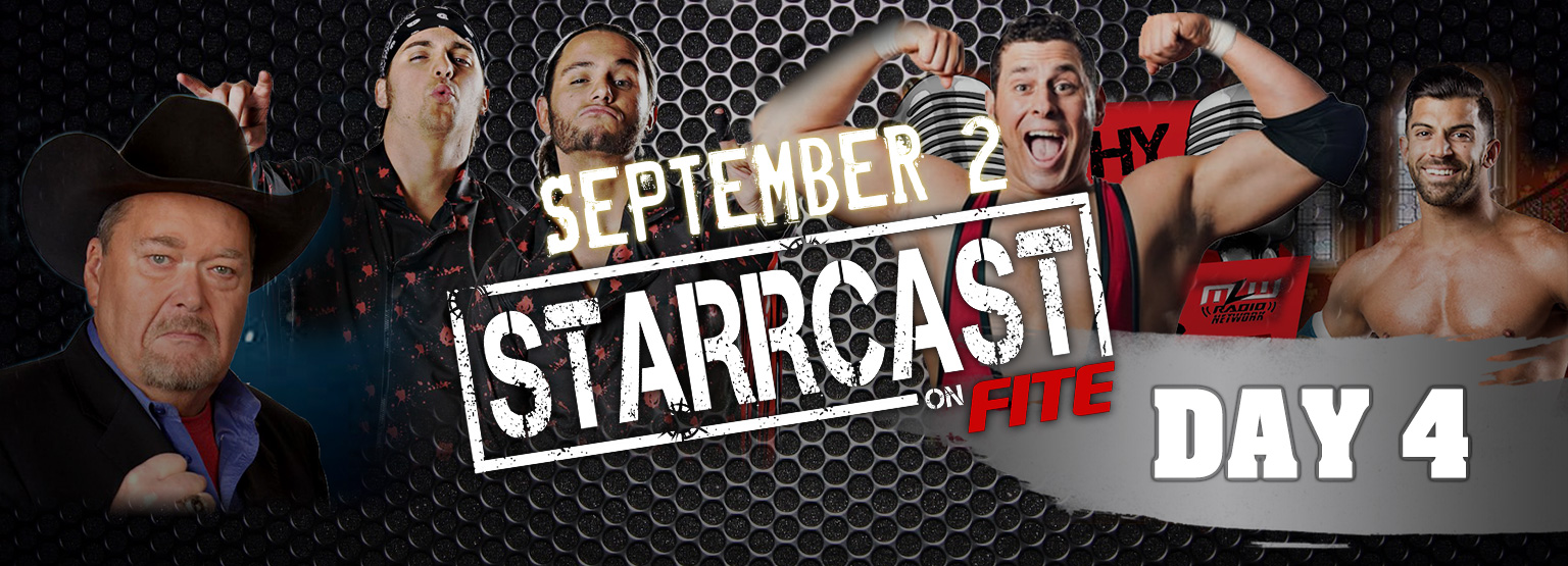 STARRCAST Day 4 Pass