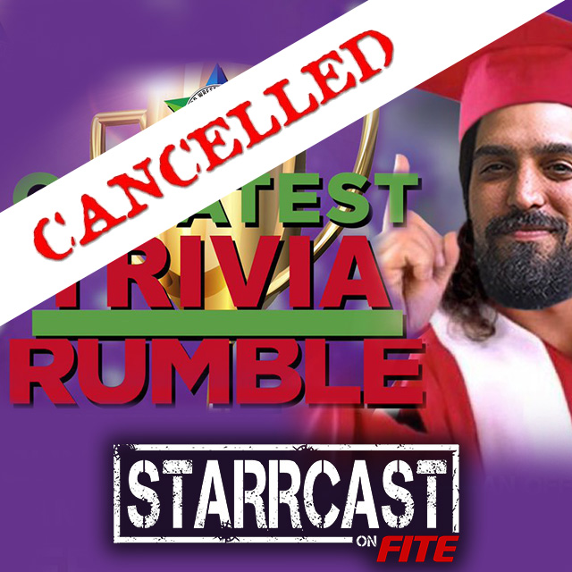 STARRCAST: Greatest Trivia Rumble w/Ryan Satin