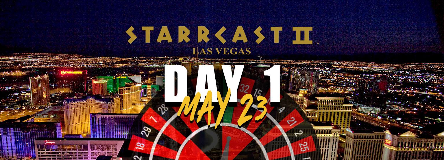 STARRCAST 2 Day 1 Pass