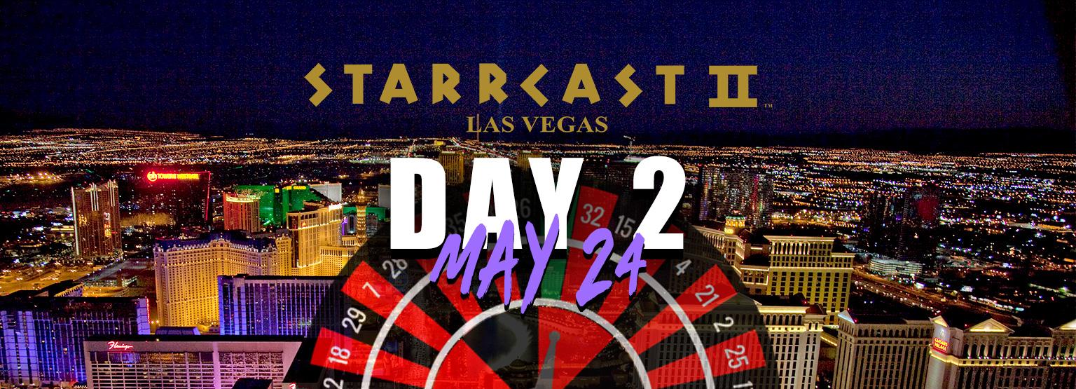 STARRCAST 2 Day 2 Pass