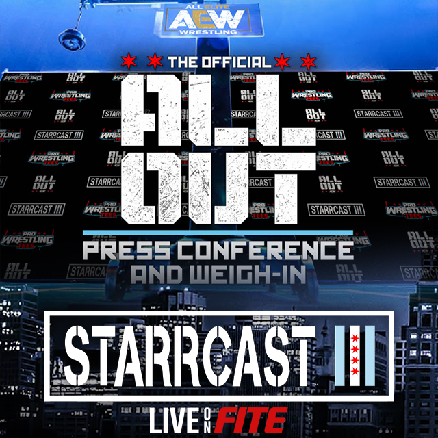 The All Out Press Conference and Weigh-Ins: