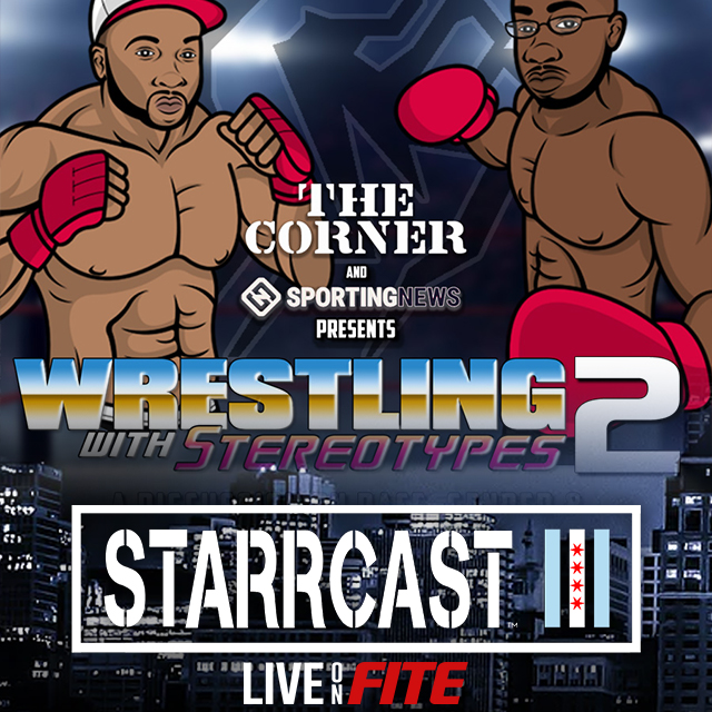 STARRCAST 3: Wrestling with Stereotypes 2