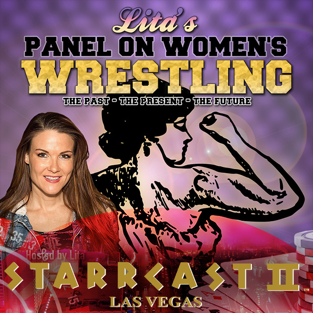 STARRCAST 2: Lita's Panel on Women's Wrestling