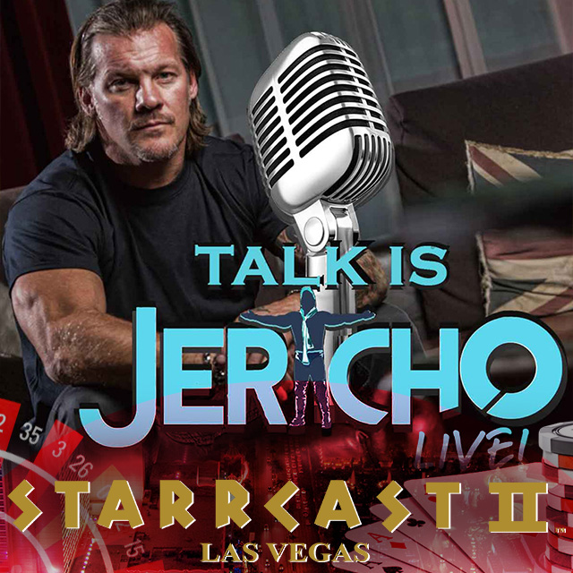 STARRCAST 2: Talk is Jericho