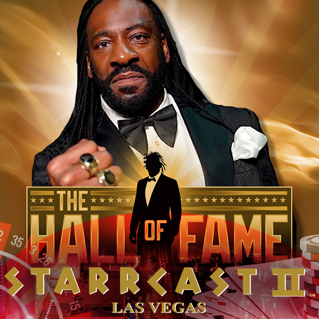 STARRCAST 2: Booker T's Hall of Fame Podcast