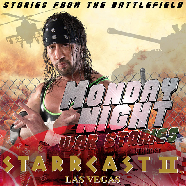STARRCAST 2: Monday Night War Stories hosted by Sean Waltman