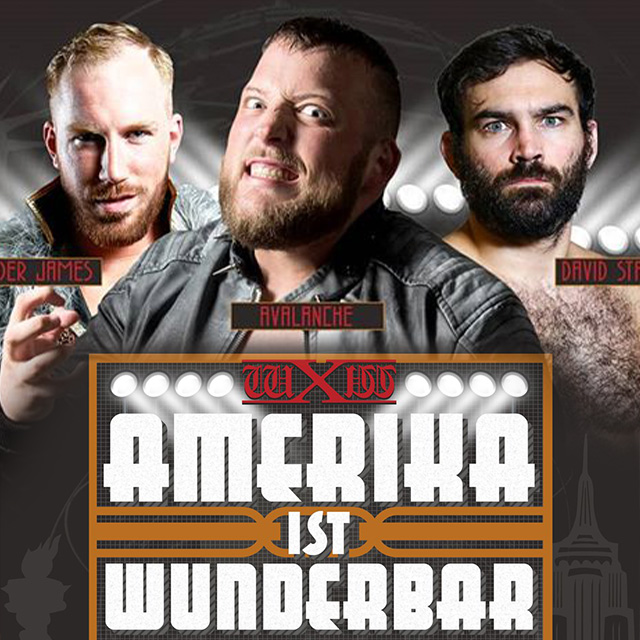 MORE THAN MANIA: WXW PRO WRESTLING